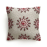 "Jewel Berry 12"" Pillow"