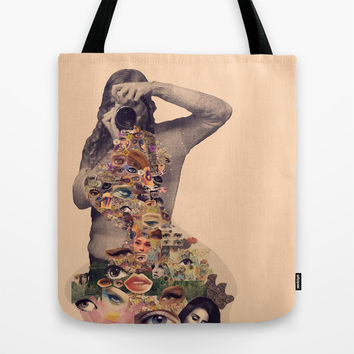 I See You Tote Bag by Alayna Hanson