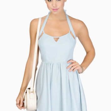 Be With You Skater Dress $56