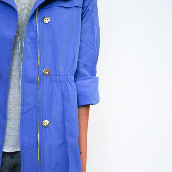 Fillmore Anorak Jacket - Blue