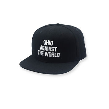 Ohio Against The World Snapback (Black)