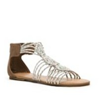 Madden Girl Knots Gladiator Sandal