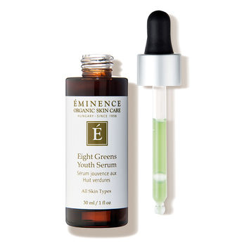 Eminence Organic Skin Care Eight Greens Youth Serum - Dermstore