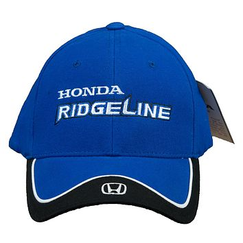 Honda Ridgeline Hat Flexfit Embroidered Cap
