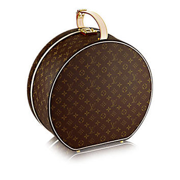 Products by Louis Vuitton: Hat box 50
