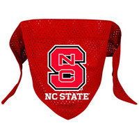NCAA North Carolina State Wolfpack Pet Bandana, Team Color, Small