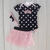 Sets tutu skirt break Suit