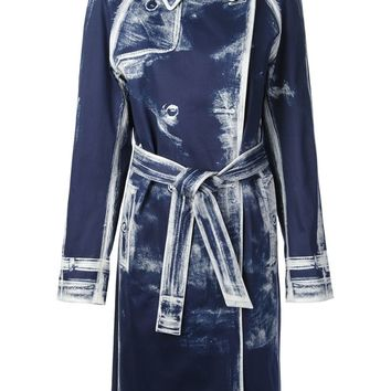 Maison Martin Margiela Double Breasted Trench Coat