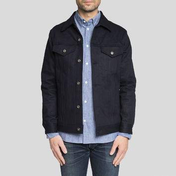 3sixteen Type 3S Shadow Denim Jacket