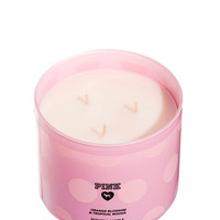 3-Wick Candle - PINK - Victoria's Secret