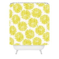 Khristian A Howell High Society Shower Curtain