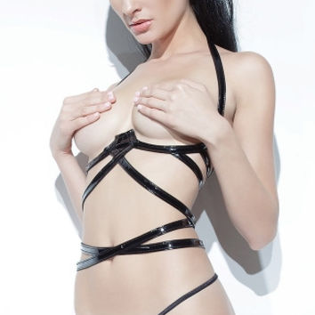 Darque Harness Bra