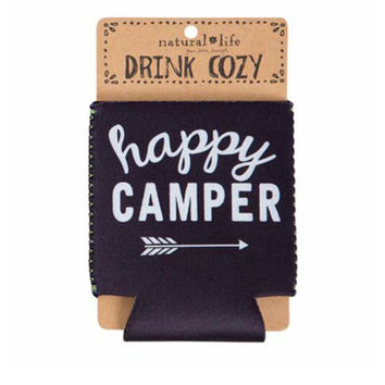 Natural Life Cozy - Happy Camper