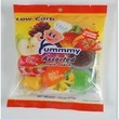 Mini Fruit Jelly (Pack of 3), Yummmy Assorted Fruit Flavors Jelly Cup in Bag, 6.9 Oz X 3 Pack , Kosher Certified, 6.9 Oz