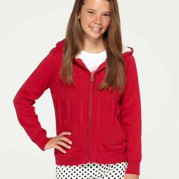 Roxy - Girls 7-14 A Chance Storm Sweater