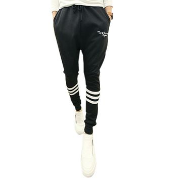 MYPF Baggy tapered pant hip hop dance harem sweatpants drop crotch pants men parkour  trousers