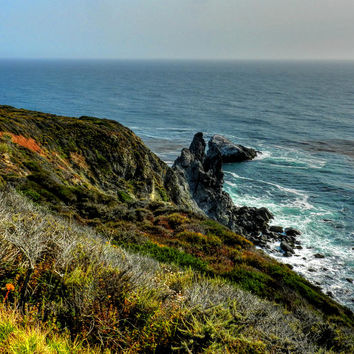 California - Big Sur 005 Photograph by Lance Vaughn - California - Big Sur 005 Fine Art Prints and Posters for Sale
