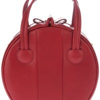 MARC BY MARC JACOBS circular tote bag