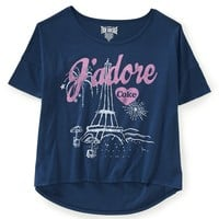 J'adore Coke® Hi-Lo Graphic T