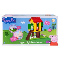 Peppa Pig Treehouse Construction Set - 42pc