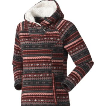 KÖPPEN Women's Reisen Fairisle Fleece Shirt