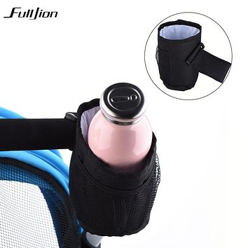 Stroller Accessories Baby Trolley Cup Holder Bicycle Universal Water Milk Bottle Bag Buggy For Baby Pram Carriage Car Cup Holder
