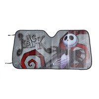 The Nightmare Before Christmas Jack Skellington Spiral Sunshade