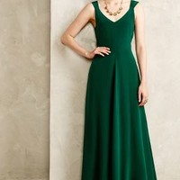 Pineland Maxi Dress by Line & Dot Green