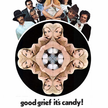 Candy 11x17 Movie Poster (1969)