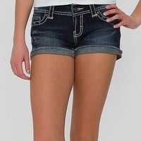 BKE Stella Frayed Stretch Short