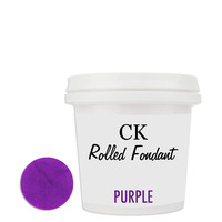 Purple CK Fondant 8oz