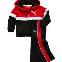Puma Baby Boys Two Piece Track Jacket Set