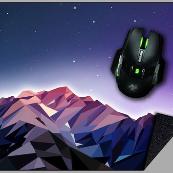 Poly Mountain Mousepad