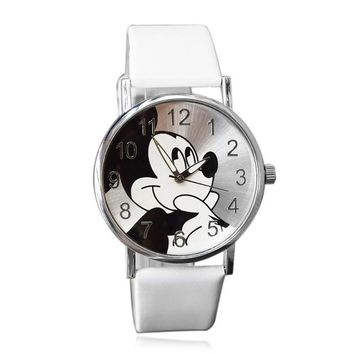 Womens Mickey Mouse Wristwatch