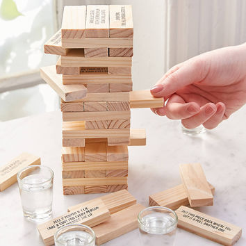 Stumbling Blocks Game | Urban Outfitters