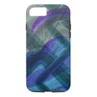 Industrial Landscape Abstract iPhone 7 case