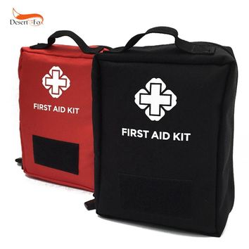 2 Color Outdoor Travel First Aid kit Mini Car First Aid kit bag Home Small Medical box Emergency Survival Bag