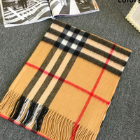 Scarves winter scarves female plaid cashmere scarf shawl