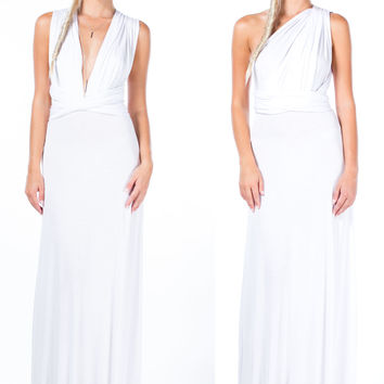 Chic-Shifter Convertible Maxi Dress GoJane.com