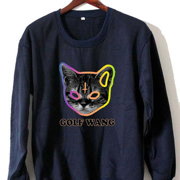 Golf Wang OFWGKTA Odd Future Sweatshirt Crewneck Men or Women Unisex Size