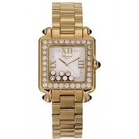 CHOPARDHappy Sport 18k Yellow Gold Ladies WatchItem No. 27/6770-23/11