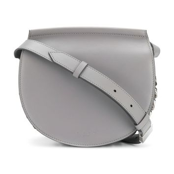 Givenchy Saddle Bag - Grey Slip Pocket Saddle Bag