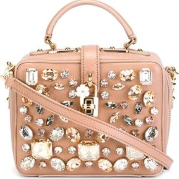 Dolce & Gabbana 'dolce' Shoulder Bag - Stefania Mode - Farfetch.com
