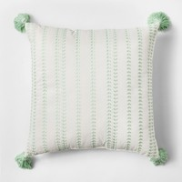 Mint Square Throw Pillow - Threshold™