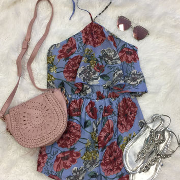 After Sunset Romper