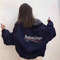 Balenciaga  WomenTo keep Warm Zipper coat