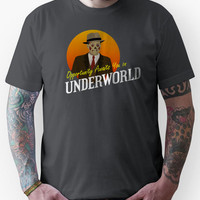 Opportunity Awaits You In Underworld Unisex T-Shirt