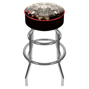 WWE Ryback Padded Bar Stool
