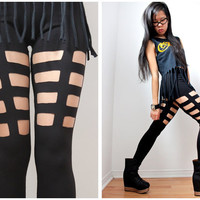 Ribcage Leggings - XS, S, M, L