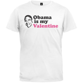 Obama is my Valentine T-Shirt